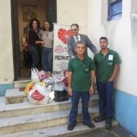 Doação Comitê de Responsabilidade Sócio-Ambiental TRT-RJ